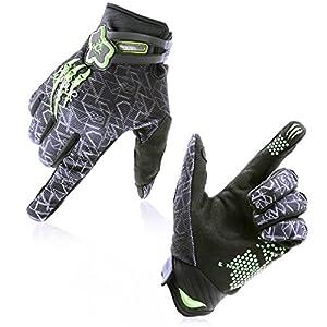 [Fahrradhandschuhe] Xiyalri Fahrrad Voll Finger warmen Radsporthandschuhe...