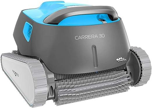 Dolphin Carrera 30 - Robot limpiafondos para piscinas (fondo ...