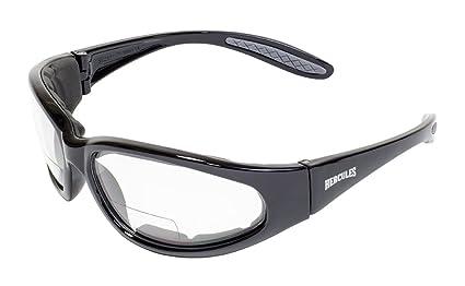 3a718f8a78 Global Vision Eyewear Hercules Bifocal 1.5 Magnification Anti-Fog Safety Glasses  with EVA Foam