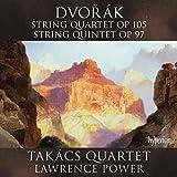 Antonín Dvoák: String Quartet, Op. 105, String Quintet, Op. 97 [Takács Quartet; Lawrence Power] [Hyperion : CDA68142]