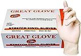 GREAT GLOVE Vinyl Food Service Glove
