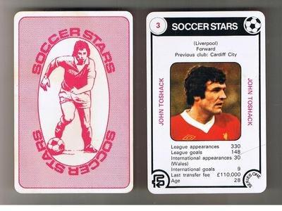 Baraja de cartas con diseño Liverpool FKS Cardiff City JOHN ...