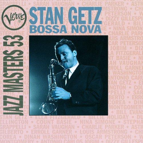 Verve Jazz Masters 53: Bossa Nova by Getz, Stan