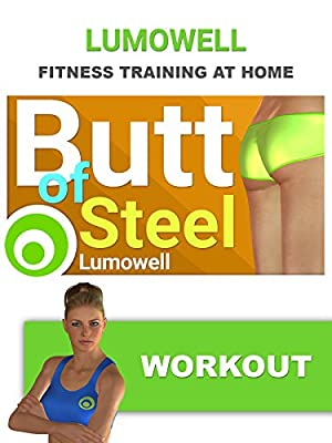 Butt of Steel - Perfect Butt Exercises - Fitness Training Workout