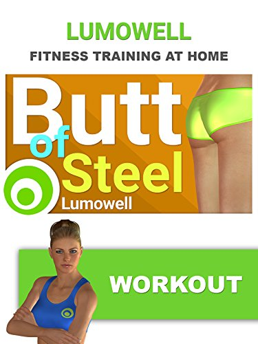 Exercise Products : Butt of Steel - Perfect Butt Exercises - Fitness Training Workout