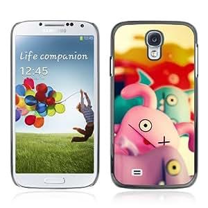 Designer Depo Hard Protection Case for Samsung Galaxy S4 / Cute Characters wangjiang maoyi