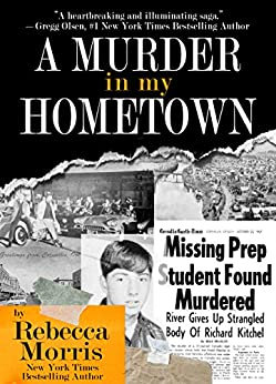 A MURDER IN MY HOMETOWN (English Edition) de [Morris, Rebecca]