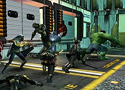 Activision Marvel: Ultimate Alliance 2, PS2 - Juego (PS2 ...
