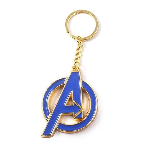 Milagro Capitán Llavero Anillo Avengers Llavero Raytheon ...