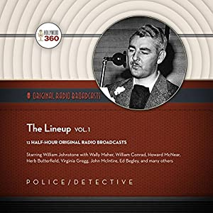 The Lineup, Vol. 1 Radio/TV Program