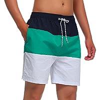 milankerr Hombres Playa Nadar tronco del Shorts