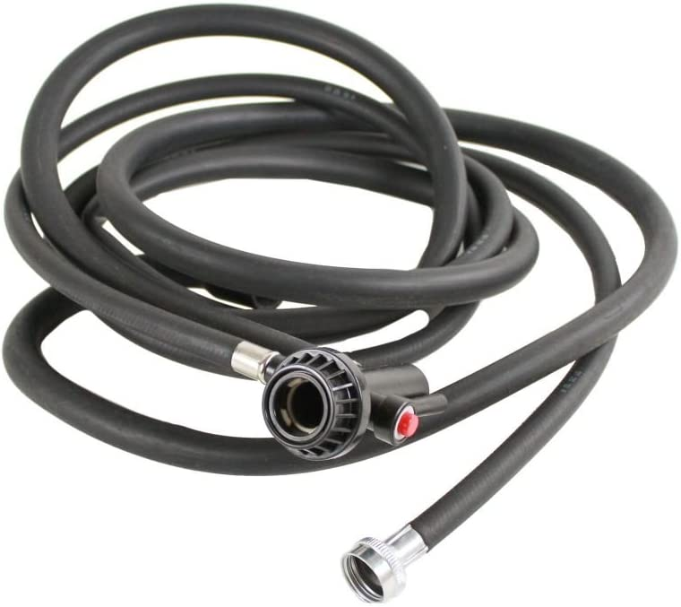 ForeverPRO W10273574 Fill And Drain Hose Assembly for Whirlpool Dishwasher W10217197 3378107 3378120 3378117