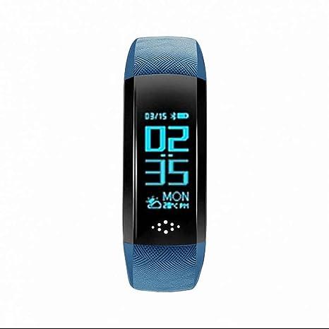 Reloj Inteligente para Hombre y Mujer,alta sensibilidad pantalla táctil,manos libres llamadas,