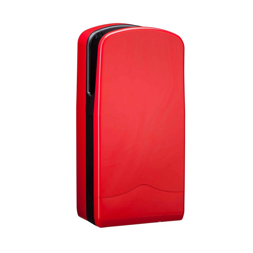 Toalla eléctrico automático sensores a pared Triblade veltia Rojo Ferrari Nofer 01306. RF: Amazon.es: Hogar
