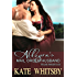Allegra's Mail Order Husband - A Clean Historical Mail Order Bride Story (Texas Brides Book 3)