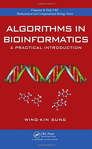 Algorithms in Bioinformatics: A Practical Introduction (Chapman & Hall/CRC Mathematical and Computational Biology) by imusti