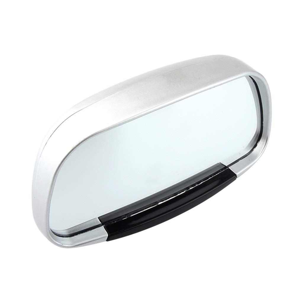 SUN-Feng Specchio for Punto cieco Auto Mirror Specchio retrovisore Specchio ausiliario in Vetro HD Impermeabile Specchietto retrovisore grandangolare Regolabile for la Maggior Parte delle Auto