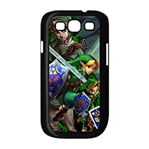 EVA The Legend Of Zelda Samsung Galaxy S3 I9300 Case,Snap-On Protector Hard Cover for Galaxy S3 by icecream design
