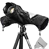 Photo : Altura Photo Professional Rain Cover for Large Canon Nikon DSLR Cameras