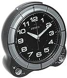 Seiko QHK031KLH Bedside Alarm Japanese Quartz Alarm Clock