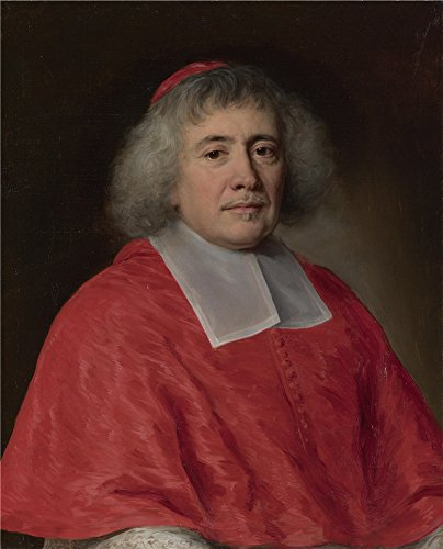 'Jakob Ferdinand Voet Cardinal de Retz ' oil painting, 20 x 25 inch / 51 x 63 cm ,printed on polyster Canvas ,this Beautiful Art Decorative Canvas Prints is perfectly suitalbe for Basement gallery art and Home decor and Gifts -