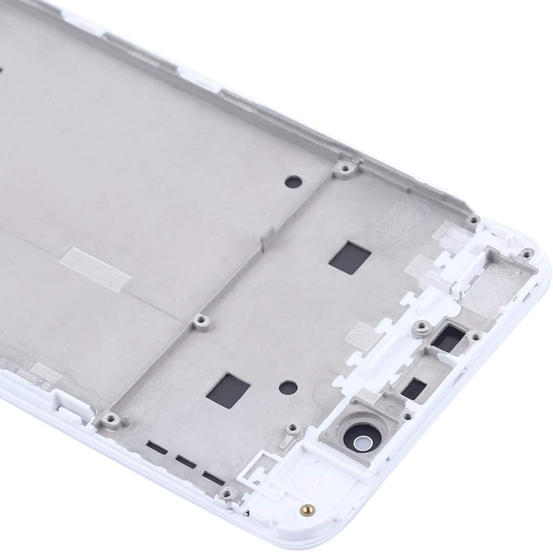 Happyshopping Digital Mobile Phone Replacement//Replace LCD Screen Touch Screen TFT Materials LCD Screen and Digitizer Full Assembly with Frame for Vivo X6 White Color : White