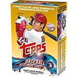 2018 Topps Baseball Update 12 Pack Exclusive Value Box - Baseball Wax Packs
