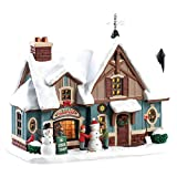 #3: Lemax Village Collection Snow Day! #85356