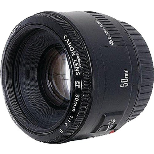 CANON 2514A002BA EF 50mm f/1.8 II Lighweigh Les