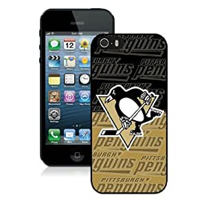 Iphone 5s Case Iphone 5 Case NHL Pittsburgh Penguins 1