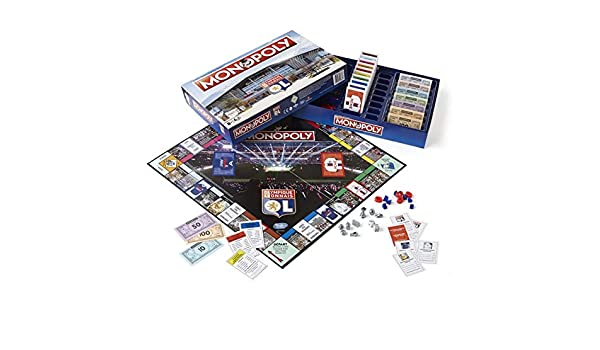 Monopoly OL Version 2018: Amazon.es: Deportes y aire libre