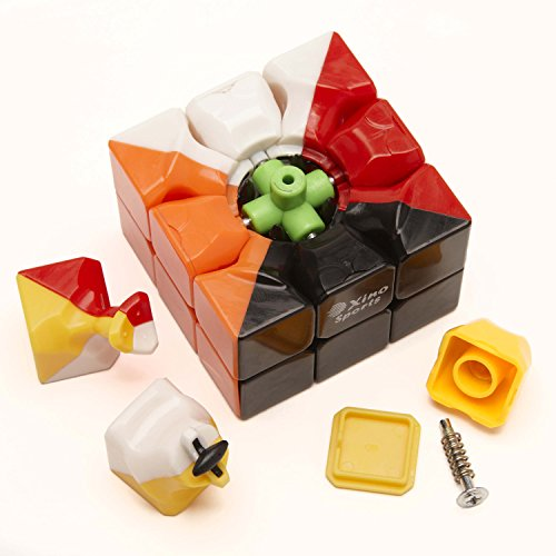 Stickerless Speed Cube, 3x3x3 Ultra-smooth Cube in New ...