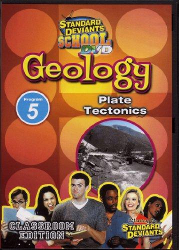 Standard Deviants School Geology Module 5: Plate Tectonics ()
