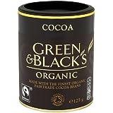 GREEN & BLACKS Organic WTG Cocoa Powder, 125 GR
