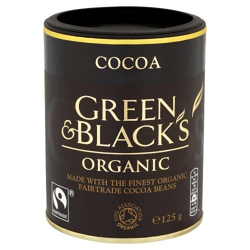 Green and blacks organic cocoa