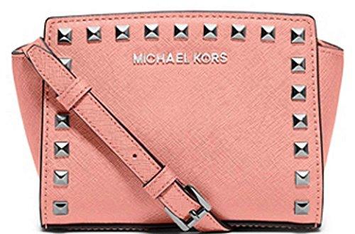 MICHAEL Michael Kors Selma Stud Mini Messenger