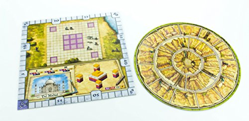 World Monuments Family Board Game