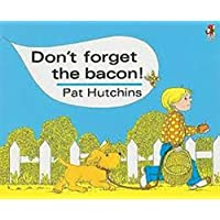 Don't Forget The Bacon (Red Fox Classics)
