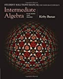 Intermediate Algebra 9780534386108