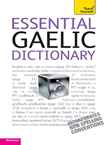 (Essential Gaelic Dictionary: Teach)