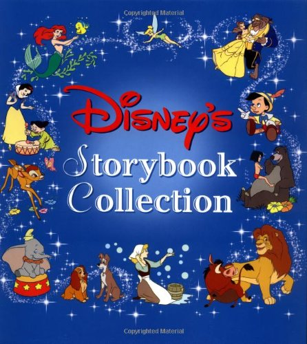 disneys storybook collection disney storybook collections - Disney Christmas Storybook Collection