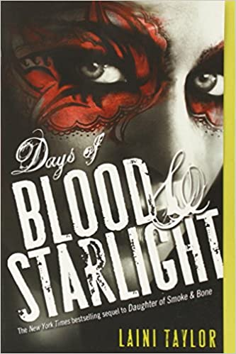 Book Days of Blood & Starlight (Daughter of Smoke and Bone)
