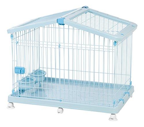 IRIS Small Wire Animal House, Blue by IRIS USA, Inc.