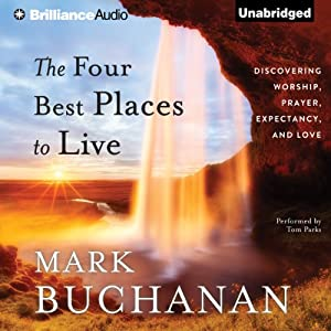 The Four Best Places to Live Audiobook