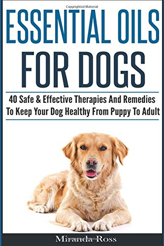 Essential Oils Dogs Effective Therapies product image