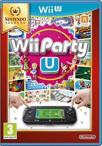 Nintendo WII Party U