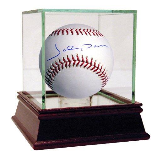 MLB New York Yankees Johnny Damon Baseball Steiner Sports DAMOBAS000010