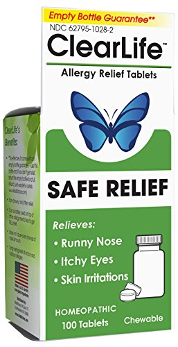 ClearLife Allergy Relief Tablets, 100 - Www Usa Outlet Com