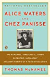 Front cover for the book Alice Waters and Chez Panisse by Thomas McNamee