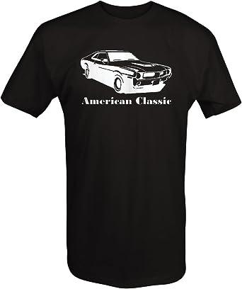 Multiple Colors /& Sizes AMC AMX 1970 Emblem Logo Men T-Shirt